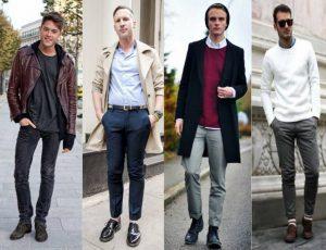 Основы мужского гардероба