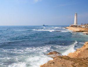 Погода в Евпатории в июле: зной и теплое море