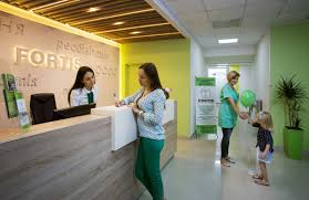 Фортис: современный медицинский оздоровительный центр