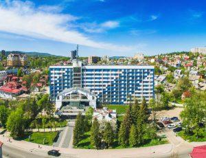 Трускавец – лучший курортный и оздоровительный городок Украины