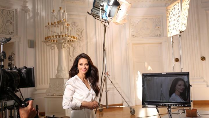 Новым лицом бренда Pantene в России стала Марина Александрова