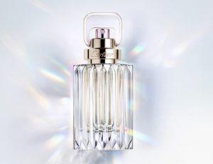 Pink winter: рождественский флакон парфюмерной воды Cartier