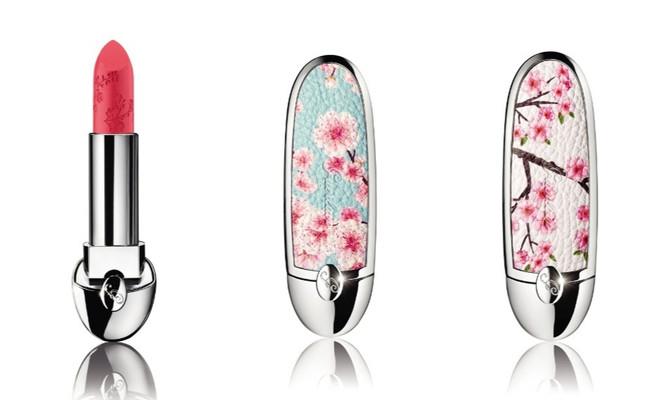 Сезон цветения: новая коллекция макияжа Guerlain