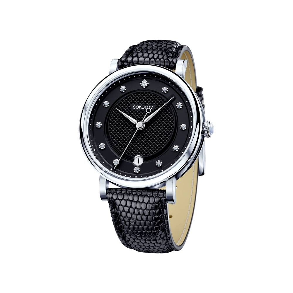 Красота и изящество наручных часов с кожаным ремешком