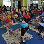 Не бойтесь взять в руки штангу! Тренировка HOT IRON - сжигает жир и укрепляет мышцы