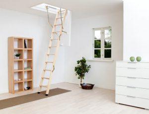 Лестницы чердачные складные