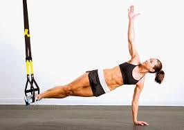 Необычные приспособления для фитнеса: TRX-петли