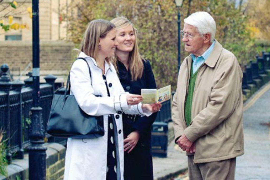 Свидетели Иеговы дали отпор атеистам