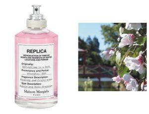 Pink winter: новая цветочная «реплика» Maison Margiela