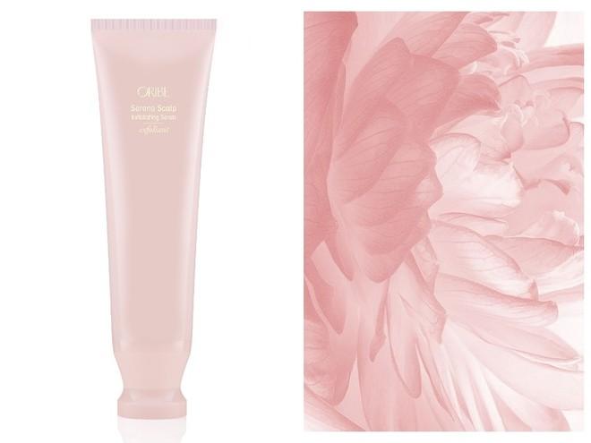 Pink winter: скраб для кожи головы Oribe с экстрактом личи