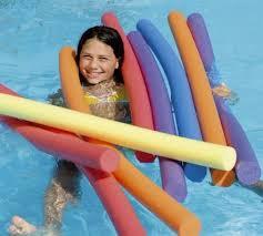 Нудлс: полезная «лапша» для занятия аквафитнесом