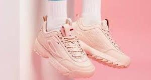 Millennial pink: кроссовки какого цвета будут актуальны