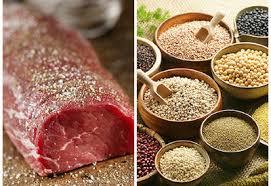 Чем заменить мясо без вреда для здоровья