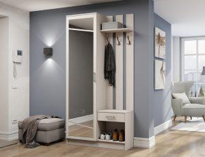 Мебель для прихожей: украшаем просторную комнату