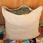 Травяная подушка от храпа
