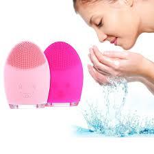 Лучшие силиконовые массажные щетки для чистки лица