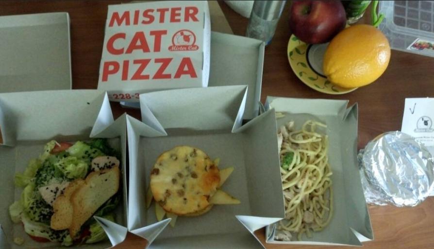 Доставка еды в Одессе