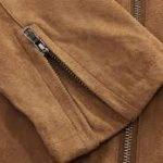 Как правильно ухаживать за одеждой из замши