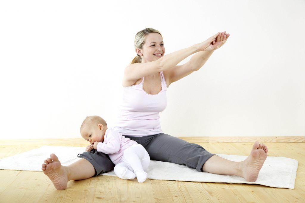 Восстановление здоровья после родов