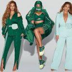 Beyonce выпустила новую совместную коллекцию с adidas