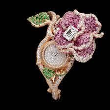 Новая коллекция высокого ювелирного искусства Dior вдохновлена розой