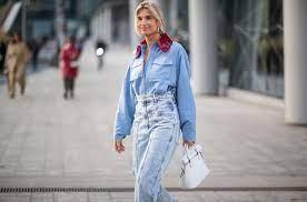 С чем лучше всего сочетать джинсы весной