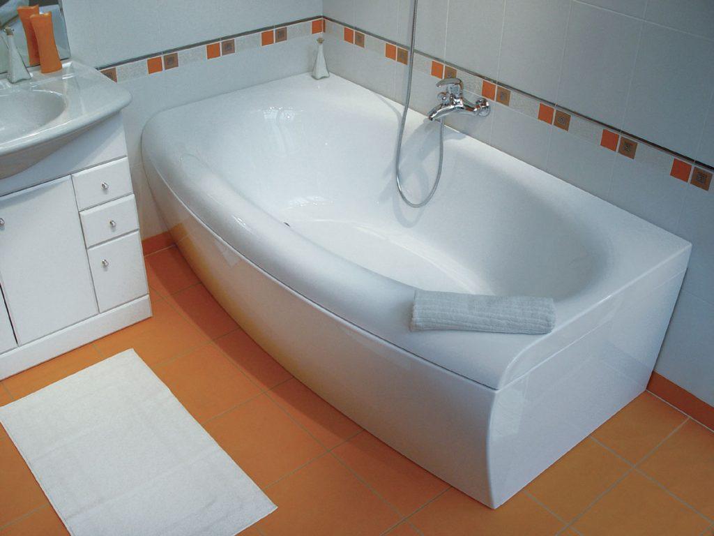 Особенности подбора акриловой ванны
