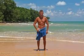 Классификация мужчин на пляже