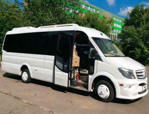 Аренда микроавтобусов в СПб