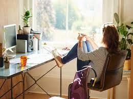 9 способов расслабиться, когда вы работаете из дома