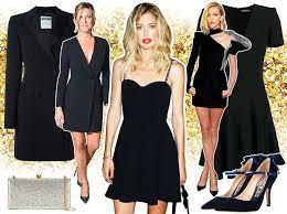 Маленькое черное платье: 10 вариантов на все случаи жизни