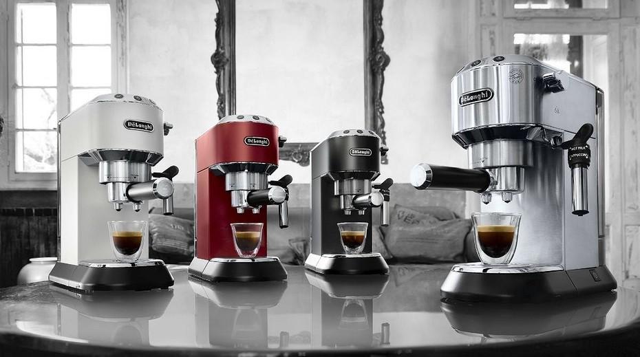 Кофемашины в различных версиях