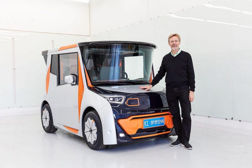 Спорный прототип REDS Криса Бенгеля входит в серию 2020 года