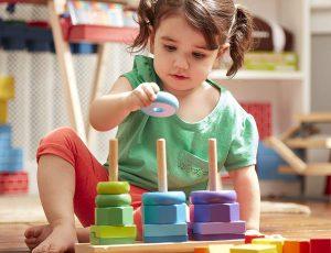 Как заинтересовать малыша играми?